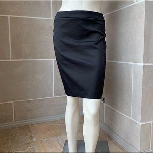 Escada Cotton Pencil Skirt